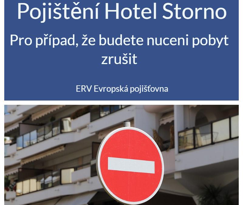 Pojištění HotelStorno