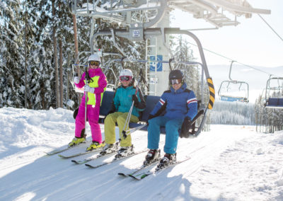 Moldau-Stausee Ski Lipno