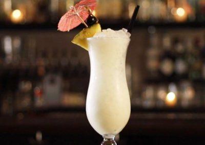 Lobby drink