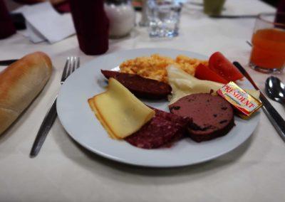 Snídaně WHF