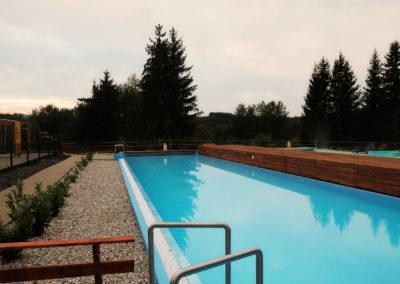 Venkovní bazén WHF
